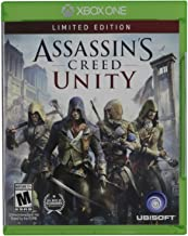 Ubisoft Assassins Creed Unity Limited Edition L E Xbox One