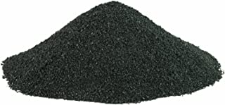 BLACK BEAUTY Abrasive Blast Media Medium Abrasive 12/40 Mesh Size for use in Sandblast Cabinet - 25 LBS