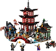 LEGO Ninjago Temple of Airjitzu 70751