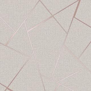 Fine Décor FD42282 - Papel pintado de cuarzo con diseño de