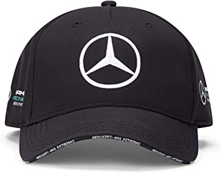 Fuel For Fans Mercedes Benz AMG Petronas F1 2020 Team Baseball Hat Black/White