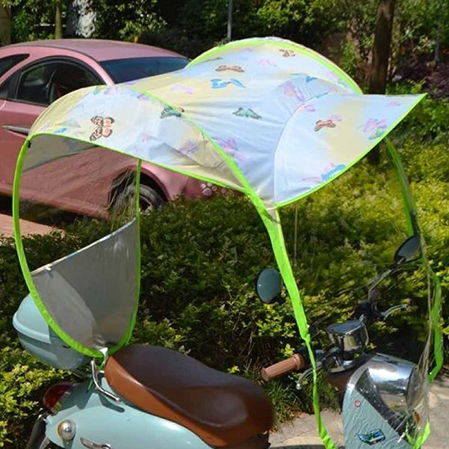 ZYuan Motorcycle mart Covers Sun Shade Motor Scoot Universal Electric Mesa Mall