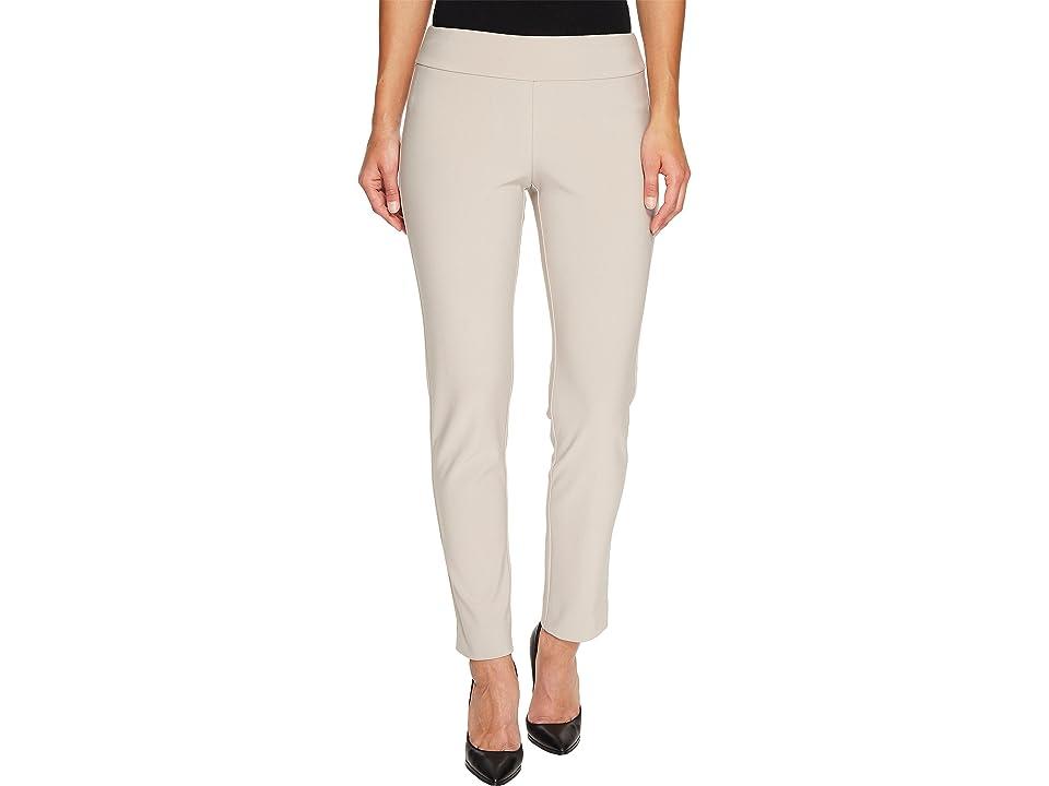 Krazy Larry - Krazy Larry Microfiber Long Skinny Dress Pants