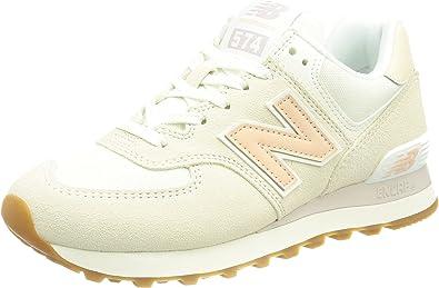 Amazon.com | New Balance womens Wl574 | Fashion Sneakers