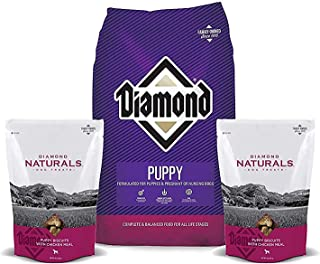 Best diamond natural small breed puppy Reviews