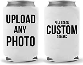 Personalized Can Coolers Beer Can Coolers 20 Custom Can Coolers Monogrammed Neoprene Can Coolers Destination Can Coolies