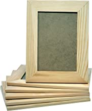 arts and crafts picture frames for kids