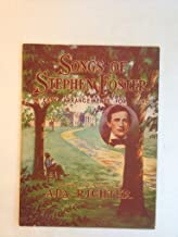 Songs of Stephen Foster in Easy Arrangments for Piano