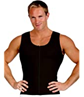 Compression Vest with Front Zipper