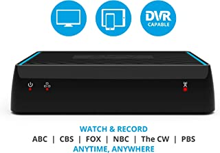 AirTV | Dual-tuner Local Channel Streamer for TVs and Mobile Devices | DVR Capable | Built for Sling TV (Renewed)
