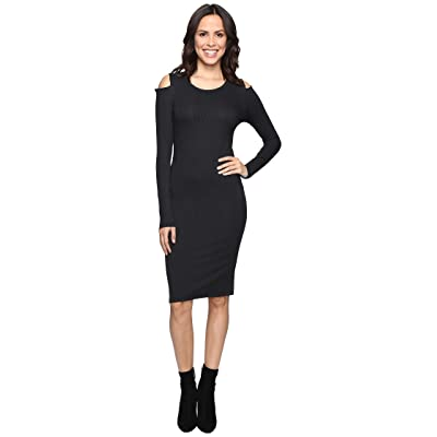 LNA Tay Dress (Onyx) Women