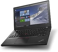 Lenovo ThinkPad X260 Business Laptop: 12.5