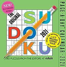 Original Sudoku Page-A-Day Calendar 2021 PDF