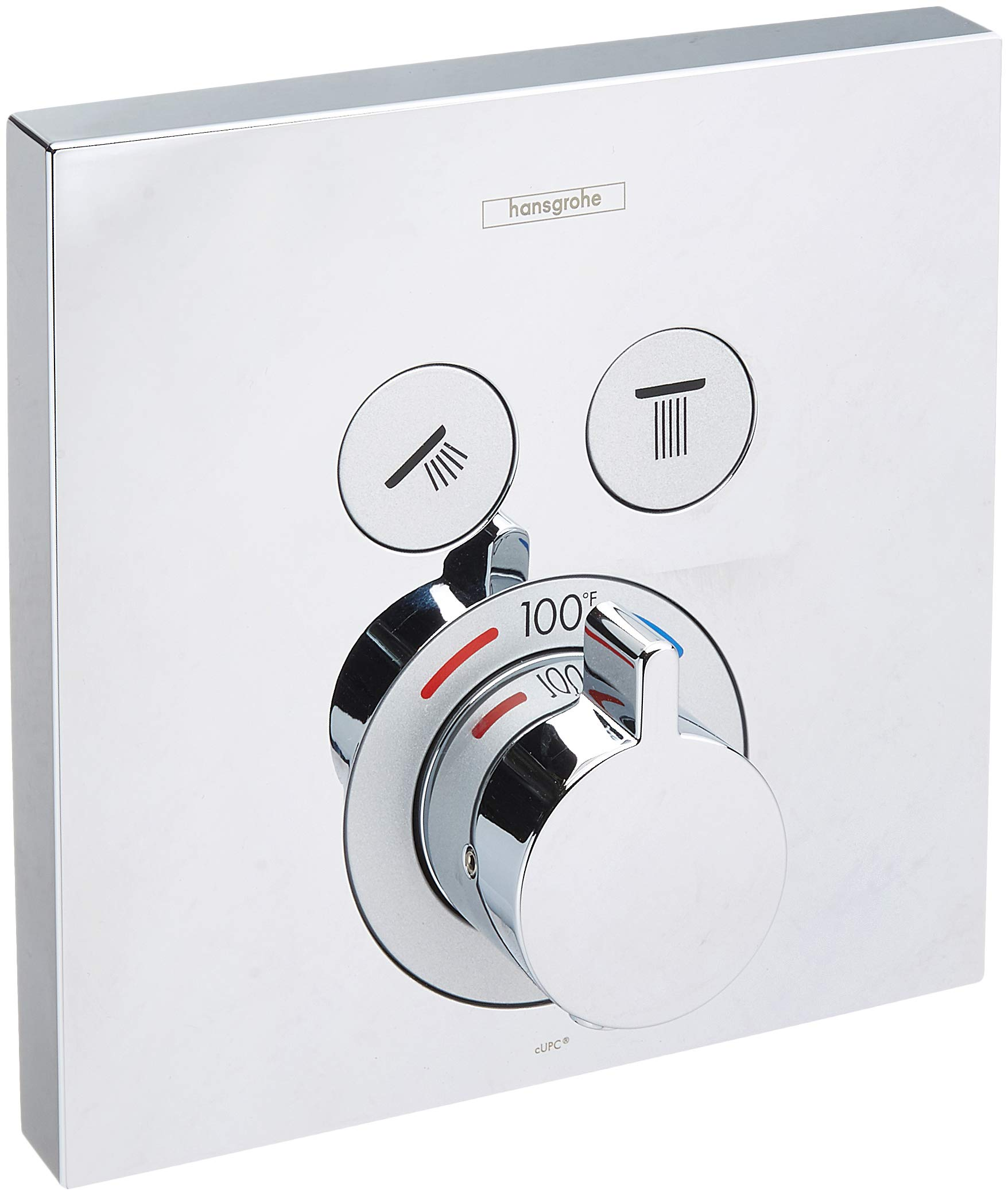 Select Thermostatic Trim Function Finish