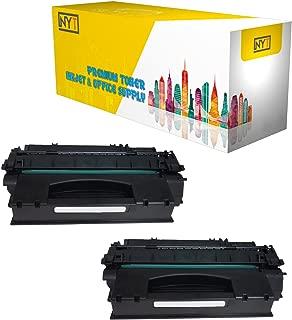 New York Toner New Compatible 2 Pack Q5949X High Yield Toner for HP - Laser Jet: LaserJet 1320 | LaserJet 1320n | LaserJet 1320nw | LaserJet 1320t | LaserJet 1320tn. --Black