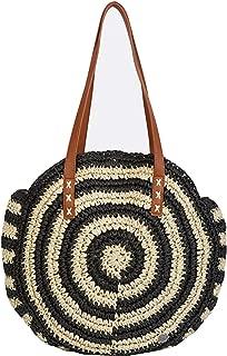 Women's Round About Straw Bag