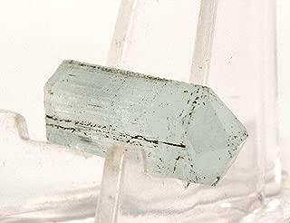 29mm 12.5ct Aquamarine/Blue Beryl Pendant Cab Sparkling Natural Gemstone Crystal Mineral Cabochon Point Specimen from Afghanistan