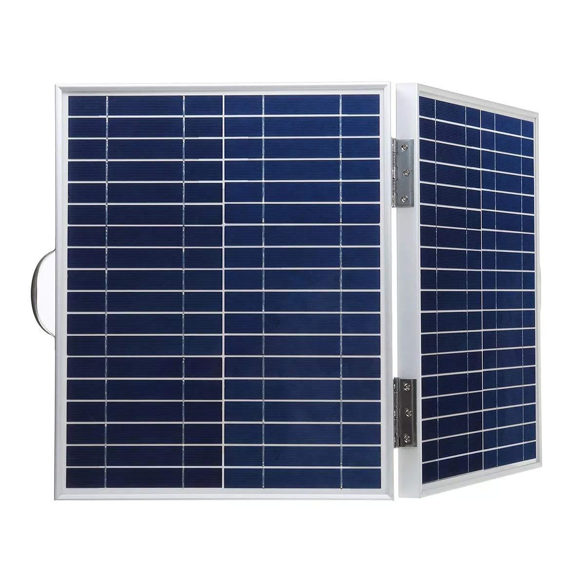 Nan zheng Módulo de Placa, 60W 18V DC IP65 Panel Solar de silicio ...