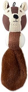 Bone Dry DII Tennis Ball Body Squeaking Pet Toy