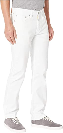 White Bull Denim Stretch