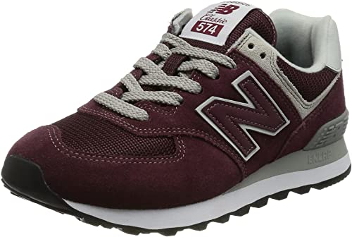 New Balance 574v2 Core, Sneaker Uomo, Rosso (Burgundy), 50 EU ...