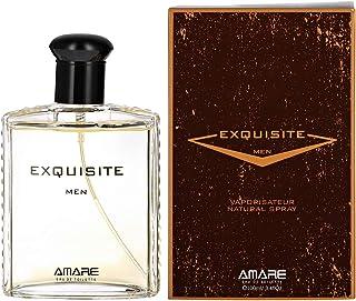 Exquisite by Amare - perfume for men - Eau de Toilette, 100 ml