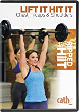 Cathe Friedrich: Ripped with HiiT - Lift It Hit It Chest, Triceps & Shoulders