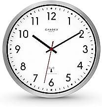 Cander Berlin MNU 3030Blanca Radio Reloj de Pared de