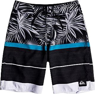 Quiksilver Boys' Big Slab Island Youth 18 Swim Trunk Boardshorts