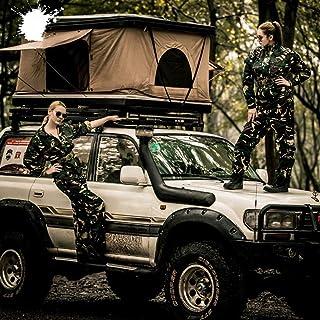 XPHW Taktält camping ABS biltält, lämpligt för 2-3 vuxna camping och resor vattentäta biltaktält.