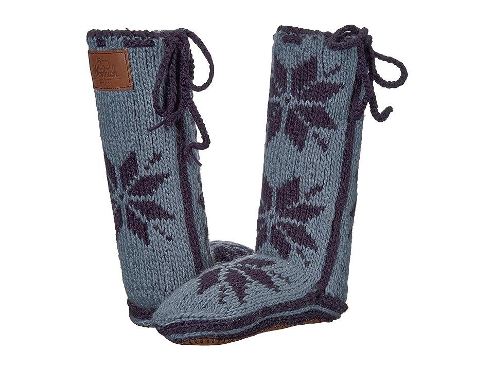 Woolrich Chalet Sock (Bluestone) Women