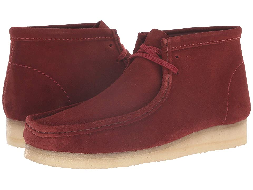 Clarks Wallabee Boot (Nut Brown) Men
