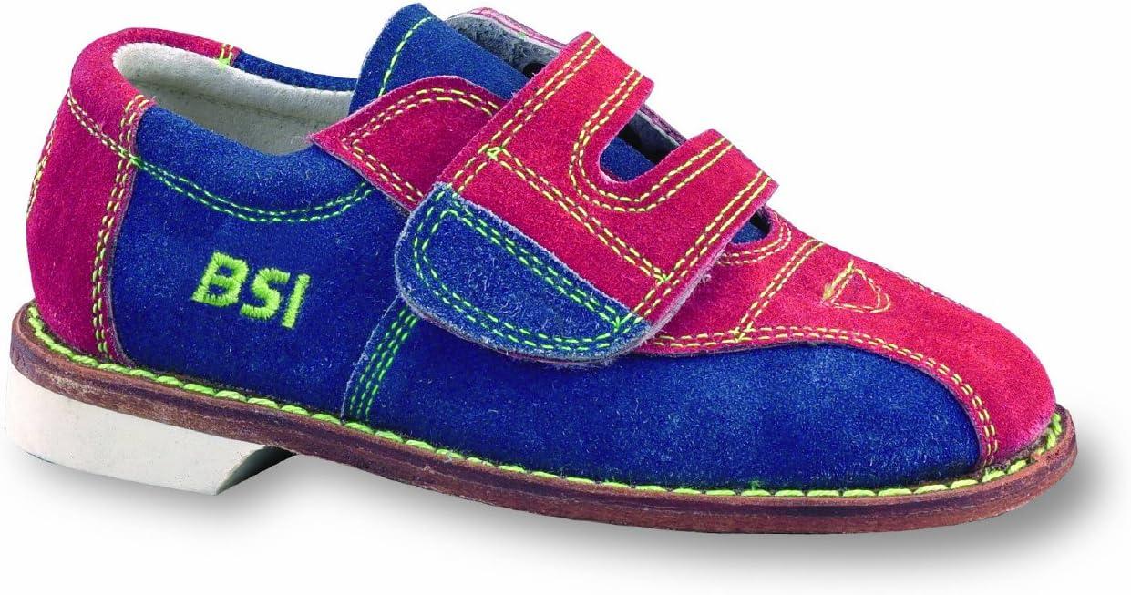 BSI Boys Suede Rental Shoe, Size 10