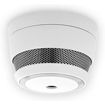 1471200 Rauchwarnmelder Cavius Invisible 2007 10y 10 Jahre weiß 85 dB//3m