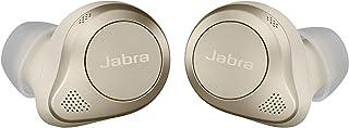 Jabra Elite 85t True Wireless Bluetooth Earbuds, Gold...