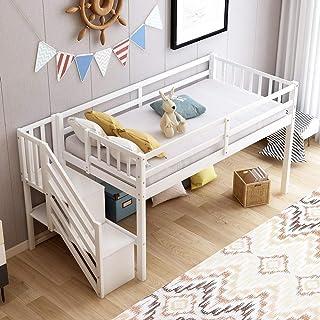 Amazon Com Toddler Bunk Beds