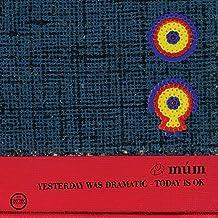 Múm - Yesterday Was Dramatic / Today Is Ok (2019) LEAK ALBUM