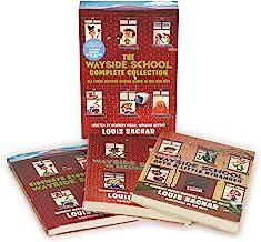 Wayside School Boxed Set: Wayside School Gets a Little Stranger, Wayside School is Falling Down, Sideway Stories from Ways...