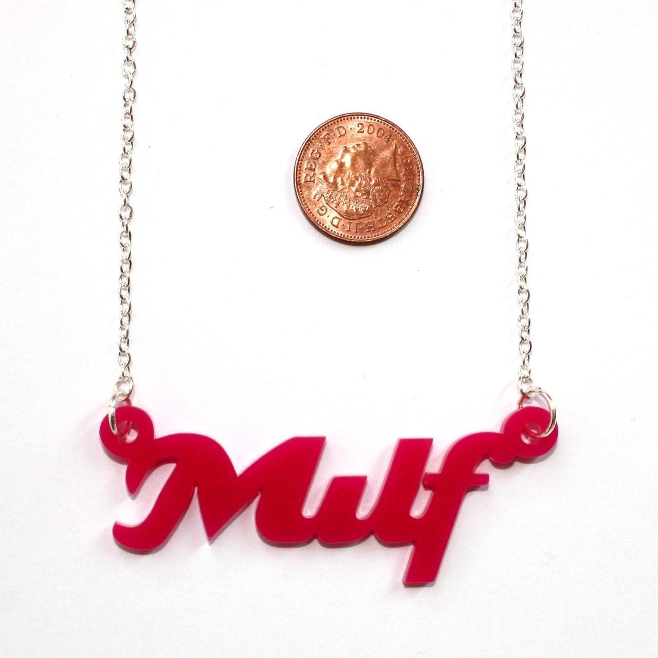 Milf Necklace