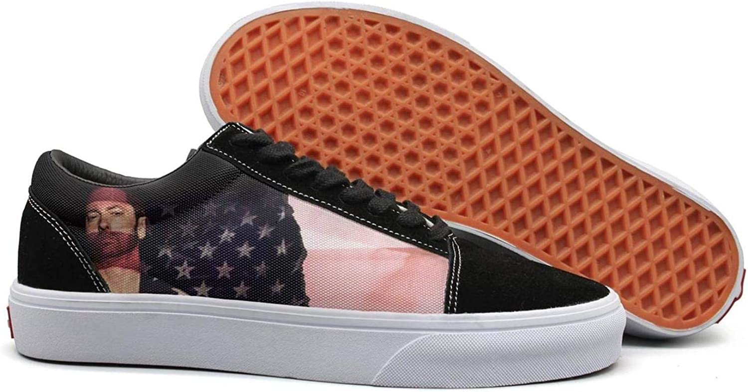 J.SKEY Womens Eminem-Relapse-typebeat-Cover- Walking shoes Cool shoes