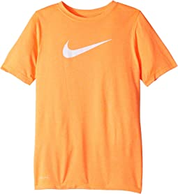 Total Orange Heather/Pure/White