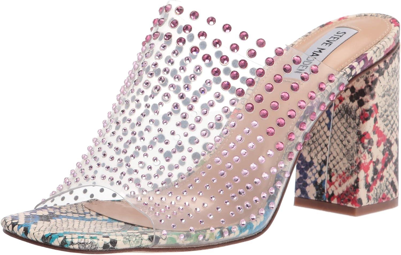 Steve Madden Women's Nicely Heeled Sandal