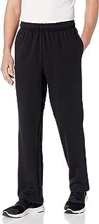 Starter Men's Open-Bottom Sweatpants with Pockets, Amazon Exclusive