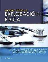 Manual Seidel de exploración física (Spanish Edition)