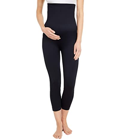Belly Bandit Mother Tucker(r) Active Compression Capris (Black) Women