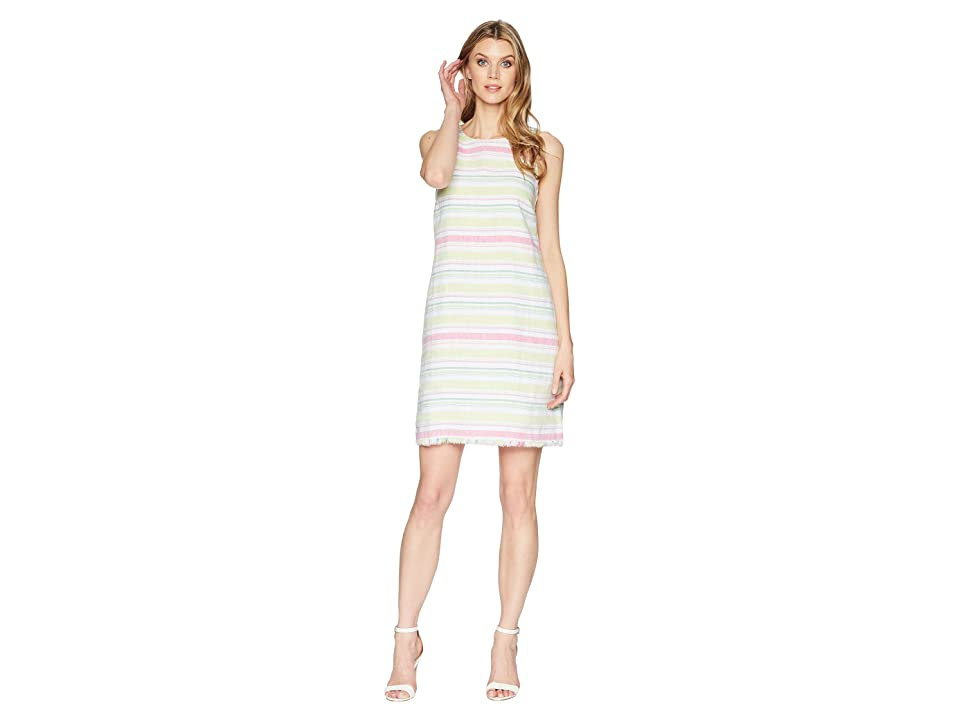 Tommy Bahama Tulum Stripe Shift Dress (Energy) Women