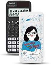 $60 » Casio FX-991SPXII Iberia Scientific Calculator with Jess Wade in Lid (576 Functions, 12 Digit, Solar)