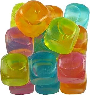 Cubitos de hielo reutilizables para congelar, para fiestas y picnics, pack de 1