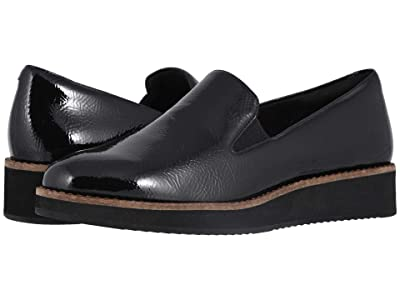 SoftWalk Whistle (Black Patent) Women
