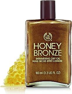 Miel Bronce schimmernde aceite 100ml seco Honey Bronce Shimmering Dry Oil 100ml
